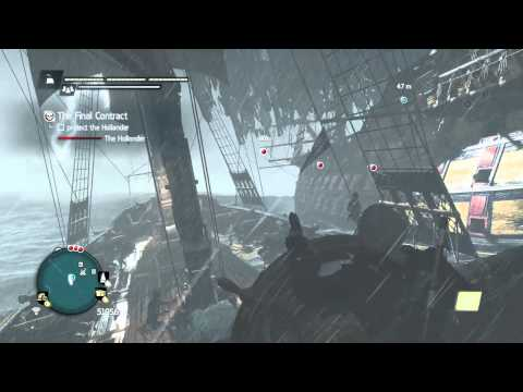 Assassin's Creed® IV Black Flag: its the final naval contact
