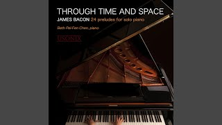 Through Time and Space - 24 Preludes for Solo Piano: Giant Ellipses