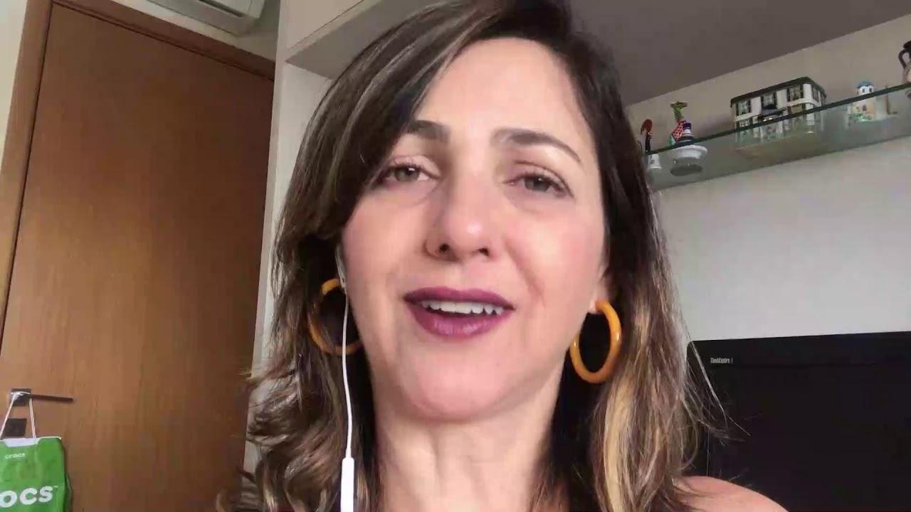 Depoimento da aluna Marinez Ferreira, nutricionista (Curso Online Meu Filho Não Come)