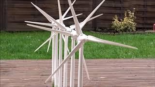 Enercon E-82 wind turbines solar models
