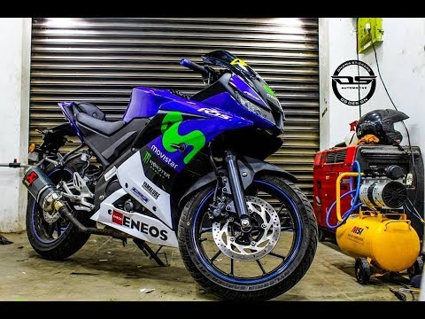 Yamaha R15 V3 Modified Looks Stunning | Yamaha R15 v3 0 2018 Customization