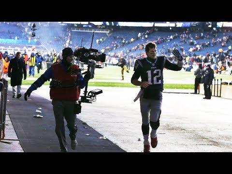 Jeff Saturday on the New England Patriots