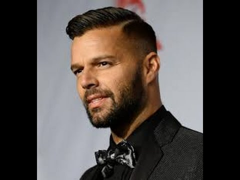 Pompadour Hairstyle For Men Ricky Martin Hairstyle 2015