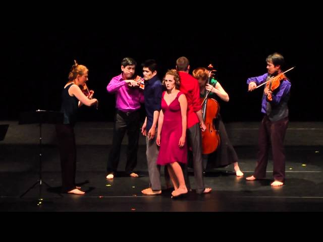 STRINGWRECK Extended Trailer - Del Sol String Quartet and Garrett+Moulton Productions