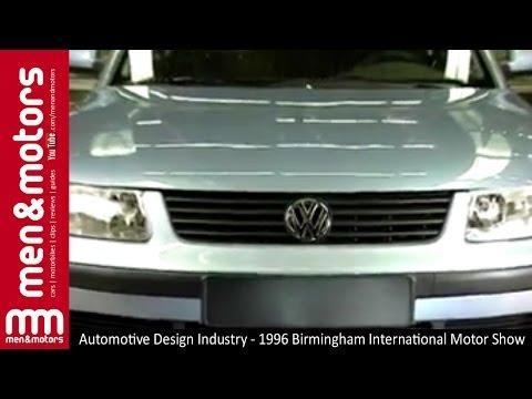 Automotive Design Industry - 1996 Birmingham International Motor Show