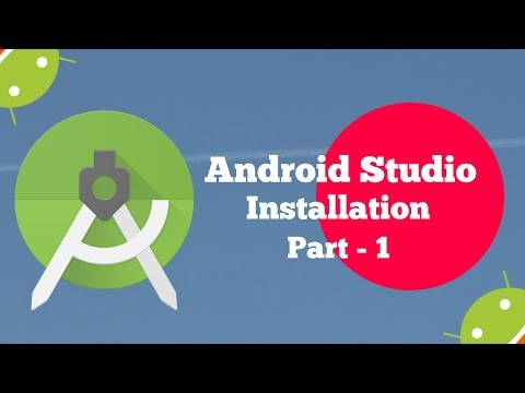 How To Download & Install Android Studio | Step By Step In Hindi | 2019 Part -1
