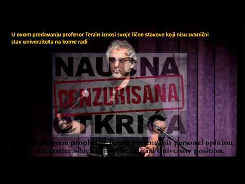 Prof. dr. Tomislav Terzin - KRVNE GRUPE I POREKLO COVECANSTVA
