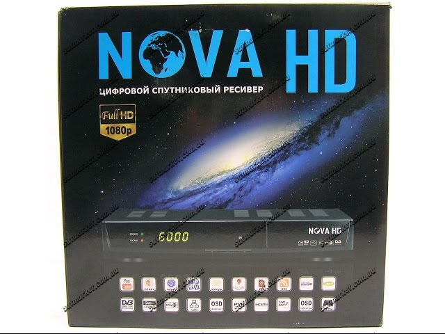 Видео обзор Tiger NOVA HD