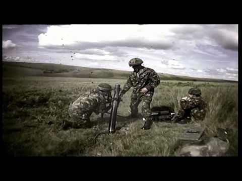 RAF Regiment Gunner