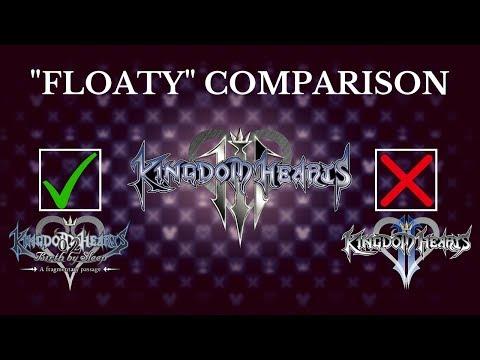 Is Kingdom Hearts 3 STILL Floaty?