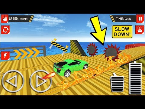 Ramp Car Stunts Free  Extreme City GT Car Racing Games - Android Gameplay Video #3