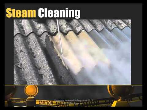 steam-cleaning-an-asbestos-roof