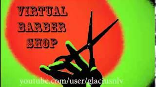 Charese Ep 2;  Flirty Massage, Cut & Style  ASMR Holophonic