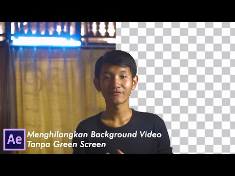 Di Video kali ini saya mau sharing tentang Cara Mengganti Background Video Youtube Tanpa Green Scree.