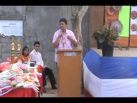 PASSI CITY COLLEGE MAYOR JESRY SPEECH FOR PCC  FOUNDATION DAY FEB. 3, 2012