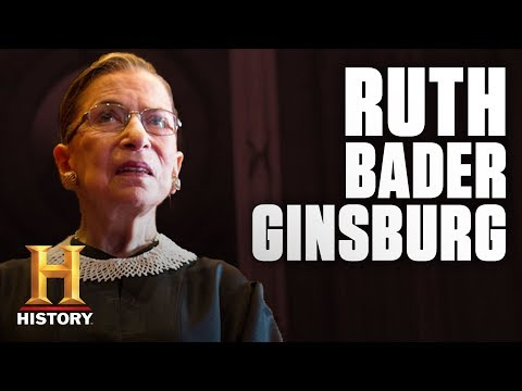 Ruth Bader Ginsburg, Brooklyn's Own Supreme Court Justice | History