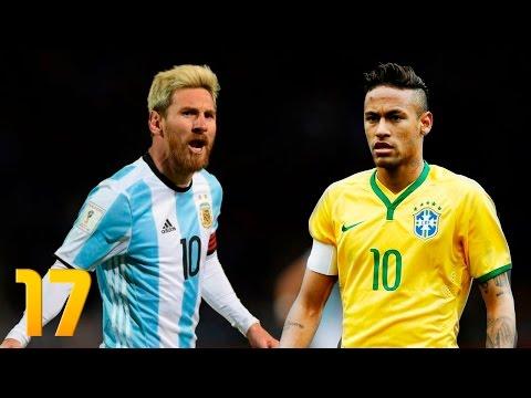 Brasil vs Argentina 2016 - Eliminatorias Rusia 2018