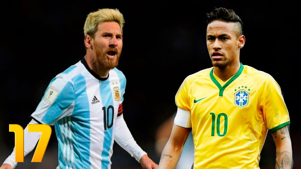 Brasil Vs Argentina: Eliminatorias Rusia 2018