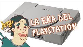 La quinta generación de videojuegos: La era del playstation - Hey Arnoldo thumbnail