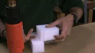 Heat Welding Polyethylene Foam