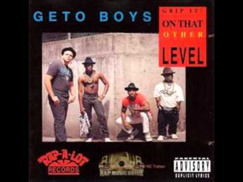 Geto Boys - Mind Of A Lunatic