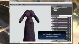Bodyslide 2: Fast Vanilla To CBBE Conversion Demo