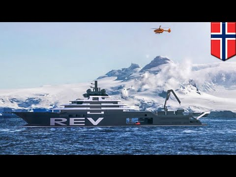 Biggest yacht in the world: Norway REV yacht will be world's largest - TomoNews