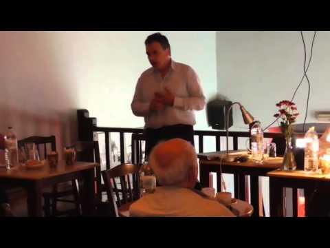 """""""Αυτοδιοίκηση & Αυτάρκεια: θεσμική, οικονομική, παραγωγή"""" Διάλεξη από την Ομάδα Πολιτών Αίγινας"""