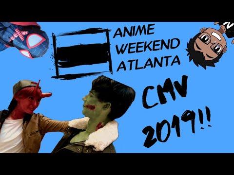 Anime Weekend Atlanta 2019