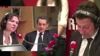 «C'est Nicolas Sarkozy qui vous parle, pas Laurent Gerra»   Rue89 Présidentielle