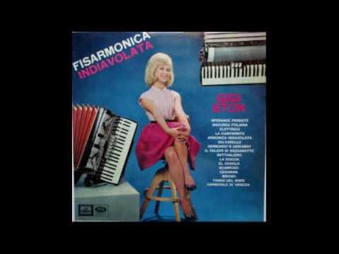 Gigi Stok  Fisarmonica Indiavolata - 1962 - full vinyl album