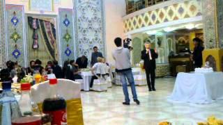 Русская свадьба в Бухаре (Узбекистан).