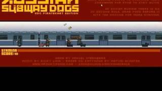 Симулятор московских собак в метро\Russian subway dogs.