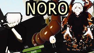 (ROBLOX) Ghouls : Notti sanguinose: CONSEGUIR A KAGUNE DO NORO! #NARUTO5K
