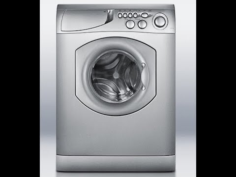 Ariston 2 In 1 Washer Dryer Instruction Video
