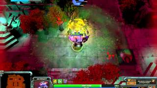 DOTA 2 EPIC BOSS FIGHT IMPOSSIBLE SOLO ALCHEMIST