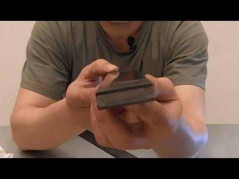Доводка Венёвского алмаза 3/2-1/0 на алмазной пасте. Попытка номер 2