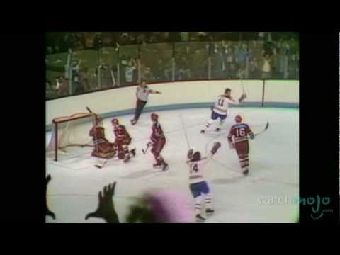 Montreal Canadiens vs. Russia's Red Army