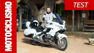 Honda GL1800 Gold Wing 2018 - Test - Motociclismo