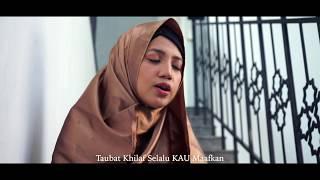 Gambar cover Allah Maha Besar Vhiendy Savella Official Lyric Video