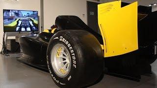 Vesaro V75 Formula 1 Simulator with Virtual Reality