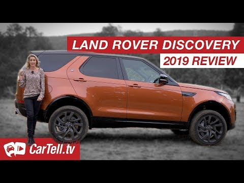 2019 Land Rover Discovery HSE review   Australia