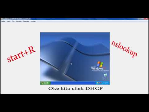 Tutorial DNS,DHCP,ACTIVE DIRECTORY,MAIL SERVER & FTP PRIVATE By QorryMaulana