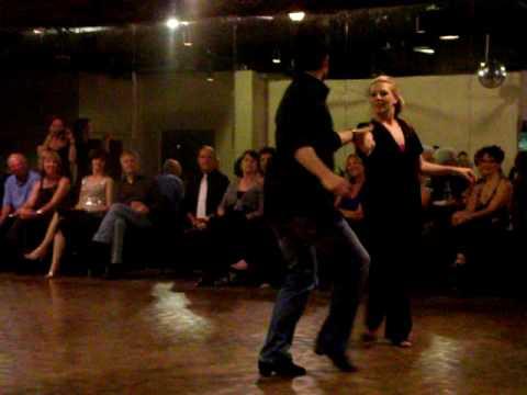 Jordan & Tatiana Workshop Weekend Houston June 2009