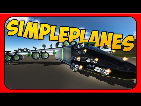 SimplePlanes ➤ 30 MINUTES OF YOUR EPIC CREATIONS!  [Let's Play SimplePlanes]