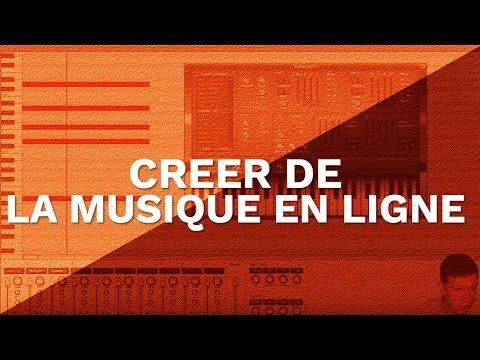 COMMENT CREER DE LA MUSIQUE EN LIGNE GRATUITEMENT
