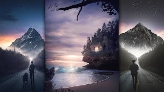 HOW TO EDIT LIKE VISUALS OF JULIUS | PHOTOSHOP DIGITAL ART TUTORIAL