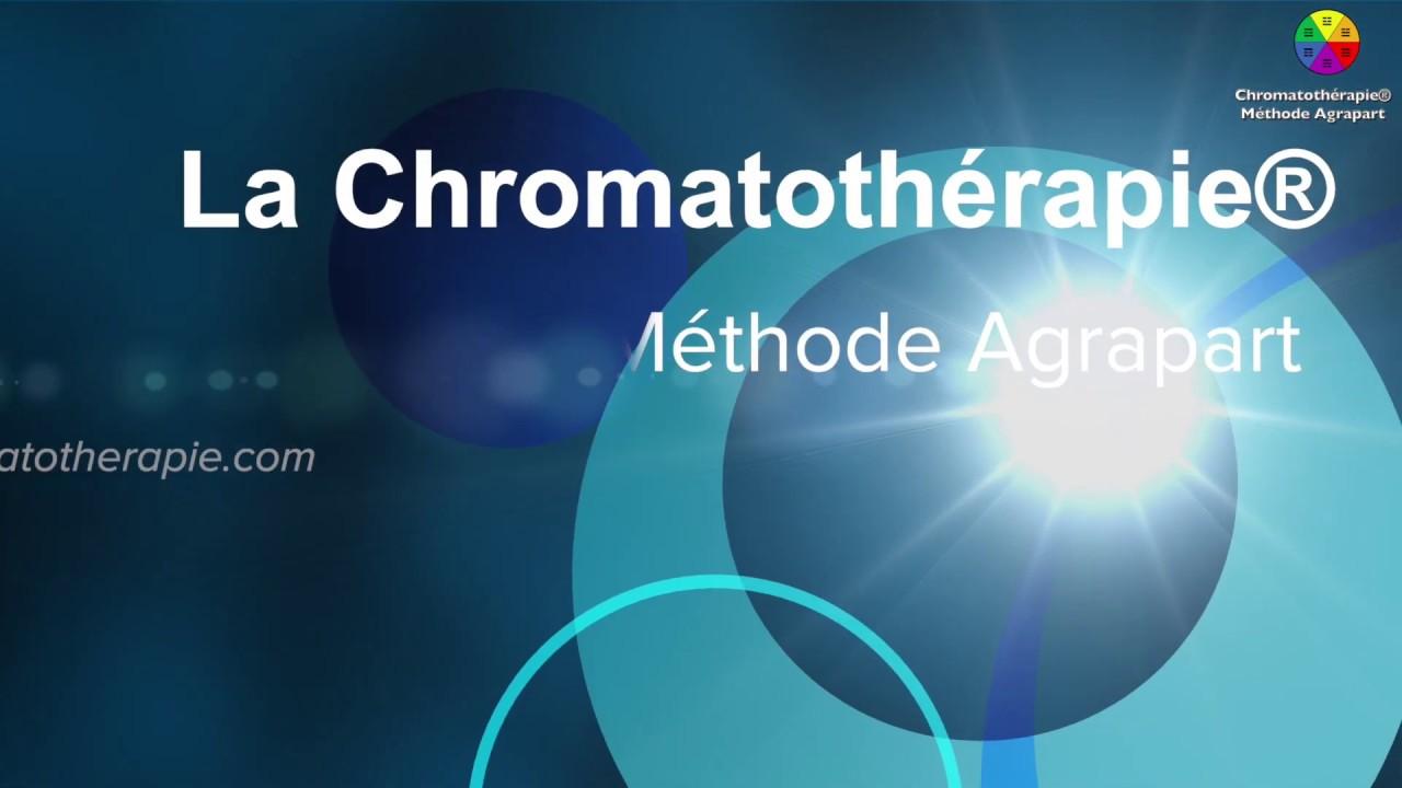 Question n°1: Qu'est ce que la Chromatothérapie®?