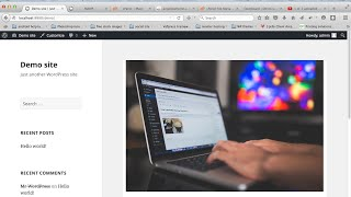 How to move wordpress site from localhost to live server