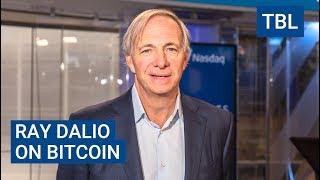 RAY DALIO: Bitcoin is a speculative bubble